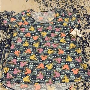 Lularoe Mickey Mouse Classic T Shirt